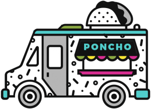 poncho-truck