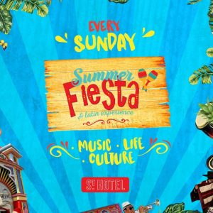 Summer fiesta melbourne latin