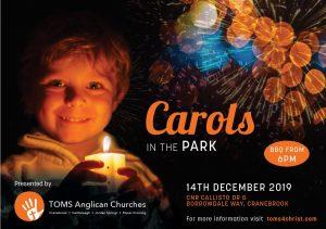 Carols in the Park Glen Ira